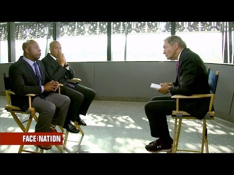 Tim Scott and Cory Booker reflect on new African American museum