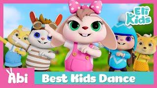 Most Popular Baby Dances | Fun Baby Songs | Eli Kids Dances & Nursery Rhymes Compilations