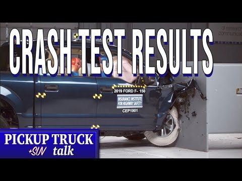 2019 Safest Pickup in U.S. Named - IIHS Safety Rating Results