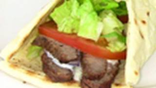 Lamb Souvlaki Barbecue Recipe