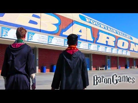 Baron Games Trailer 2015