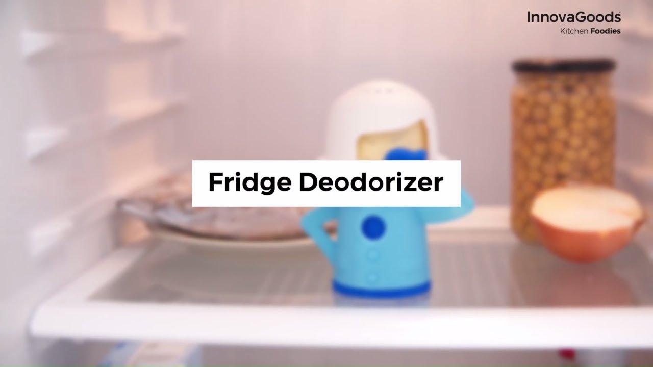 InnovaGoods Kitchen Foodies Fridge Deodorizer