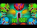 LVL 100 !!! // Kraken Skin // Agario 30,000 Mass Gameplay // Agar.io