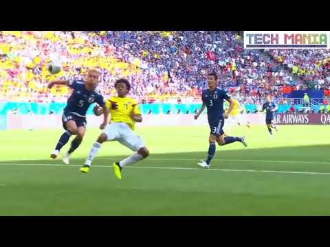 colombia vs japan 1  2  All Goals  Highlights HD  19  06 2018
