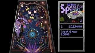 Video Pinball Longplay: Space Cadet (#1)