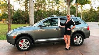 SOLD 2004 Porsche Cayenne Turbo, for sale by Autohaus of Naples, (239)263-8500 We Buy Cars