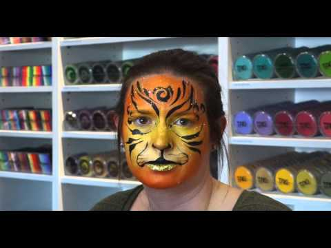 Beginners Face Painting Training Course | The Face Paintng Shop