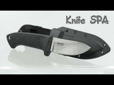 Обзор ножей COLD STEEL Master Hunter и Pendleton Hunter / Ножевая мастерская Knife SPA