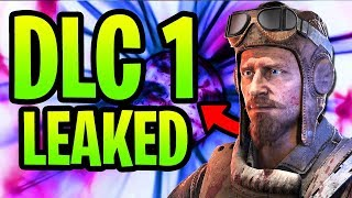 BLACK OPS 4 ZOMBIES - DLC 1 LEAKED, TRAILER TOMORROW, & FACTIONS/CALLINGS! (BO4 Zombies Discussion)