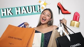 HONG KONG HAUL 2018 | Rei Germar