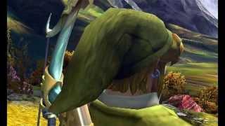 3DS『モンスターハンター4』 「ゼルダの伝説」シリーズ コラボ映像