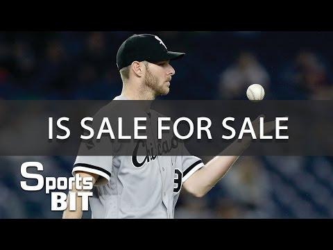 Sports BIT: MLB Action Breakdown & Chris Sale For Sale
