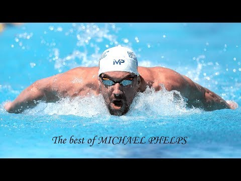 The best of Michael Phelps - Swimming motivation