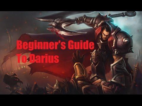 Beginner's Guide To Darius