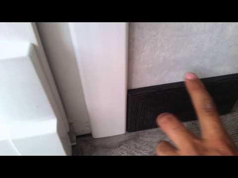 Установка дверей И плинтусов из наличника