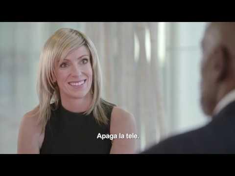 Margarita Álvarez entrevista a Chris Gardner (Will Smith en En busca de la felicidad)