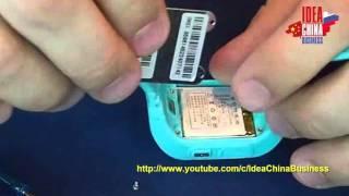 Товары из Китая оптом Часы трекер smart baby watch. Установка SIM карты и приложения SeTracker(, 2015-11-02T10:37:36.000Z)