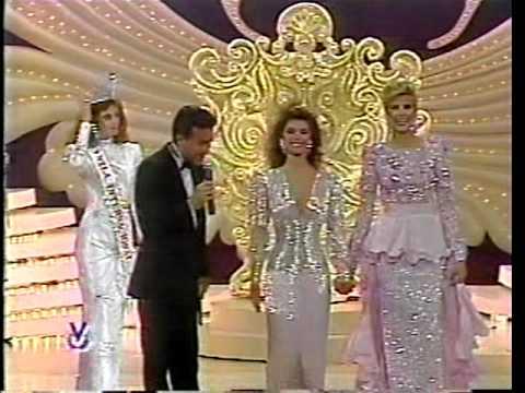 Resultado de imagen para Miss Venezuela 1987