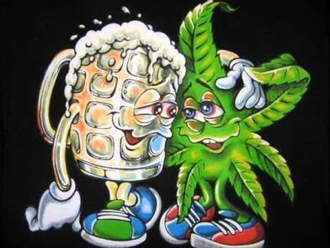 lokos mariguanos mente en blanco
