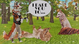 WildCraft - DARES ~ Win Duel To Give A Dare ~ FUNNY