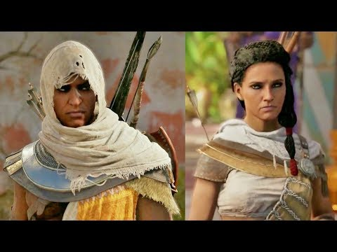 Assassin's Creed Origins Aya Bayek's Wife  6 Things You Need To Know!