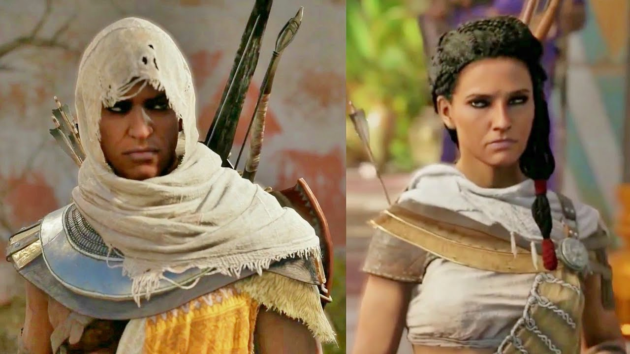Assassin S Creed Origins Aya Bayek S Wife 6 Things You Need To