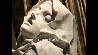 The Ecstasy of St Teresa by Bernini
