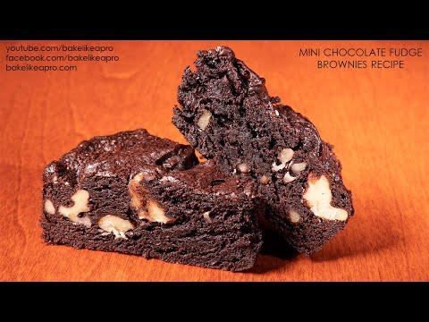 mini-easy-chocolate-fudge-brownies-recipe