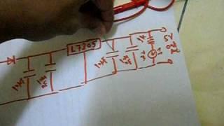 simple dc voltage regulator 12v to 5v something you can do