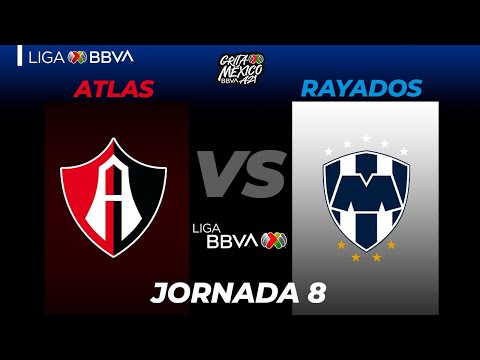Atlas Monterrey Goals And Highlights