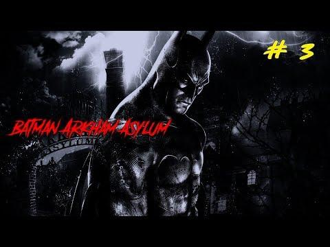 Ах уж этот БЭТС Batman: Arkham Asylum