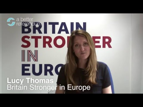 Britain Stronger in Europe on the Economy