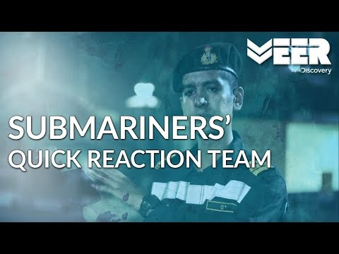 Indian Submariners E2P4 - Quick Reaction Team of Submariners   Breaking Point   Veer by Discovery