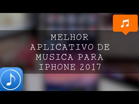 Melhor aplicativo de música (ouvir offline) iPhone, iPad 2017!