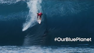 8 Reasons Surfing Blows Our Minds Part 1 #OurBluePlanet | Earth Unplugged