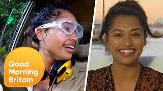 Vanessa White Defends Her 'Car-Cruel Karaoke' Performance! | Good Morning Britain