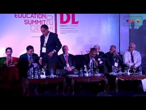 Elets' 7th World Education Summit' 16 - International Edu Initiatives... - P Balakrishna Shetty...
