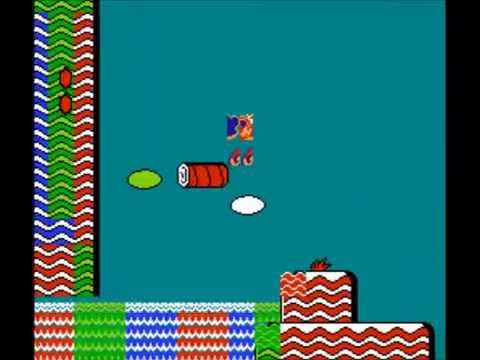 <b>Super Mario Bros</b>. <b>2</b> (NES): Messing around with <b>Game Genie codes</b> ...