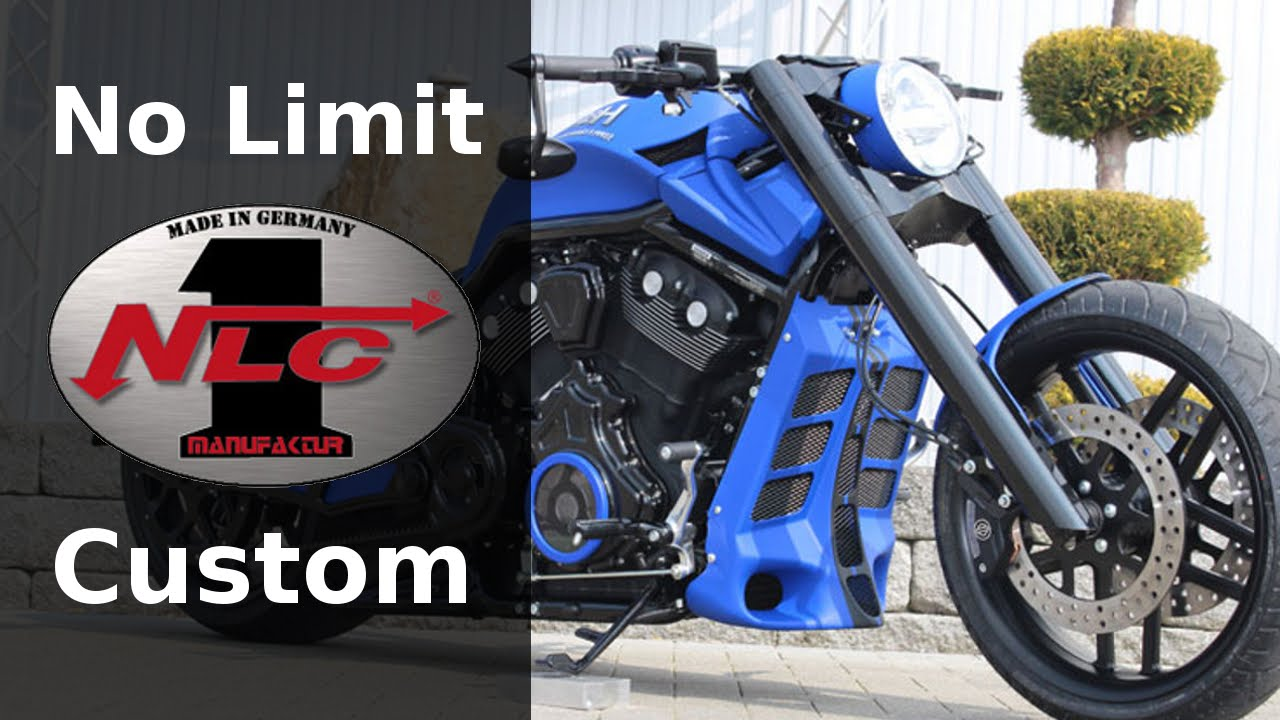 Harley Davidson Night Rod H&H by No Limit Custom | Motorcycle Muscle Review