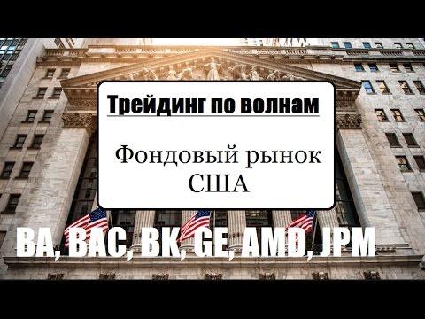 ФОНДОВЫЙ РЫНОК США. Акции - BK.