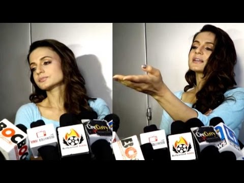 Ameesha Patel Gets Angry On Reporter On The Sets Of 'Bhaiyyaji Superhit', Watch Interview  Filmibeat