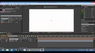 How to Add Audio Spectrum/Wave Visuals EASY on Adobe After Effects CS6 HD