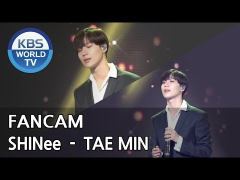[FOCUSED] SHINee's TAEMIN - Our Page [Music Bank / 2018.06.29]