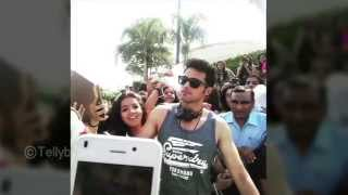 Parth Samthan aka Manik of KYY gets mobbed in Delhi. Special Police called to control the crowd