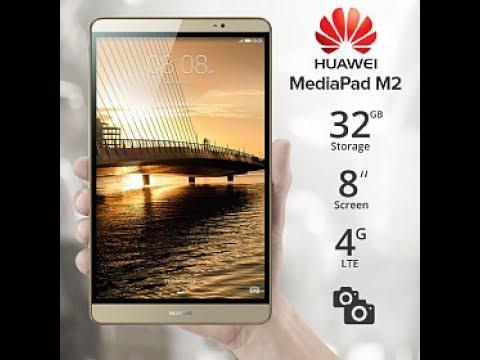 "Планшет Huawei Mediapad M2 8"" 32Gb RAM 3GB  LTE Gold (M2-801L)"