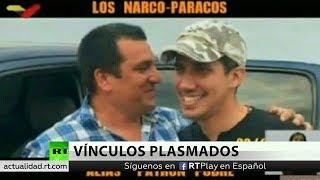 Venezuela revela nuevas fotos de Guaidó y paramilitares colombianos