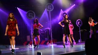 FIFTH HARMONY - MISS MOVIN ON/ I KNEW YOU WERE TROUBLE (mash-up)