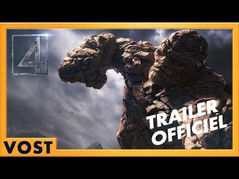 Les 4 Fantastiques - Bande annonce 2 [Officielle] VOST HD streaming vf