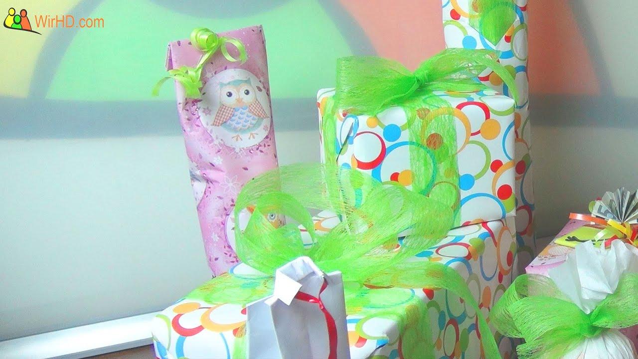 weinflaschen als geschenk verpacken geschenke einpacken. Black Bedroom Furniture Sets. Home Design Ideas