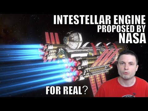 NASA Engineer Designs a Near Light Speed Engine But Does It Work?